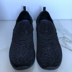 Skechers Shoes - Skechers Leopard Slip On Shoes